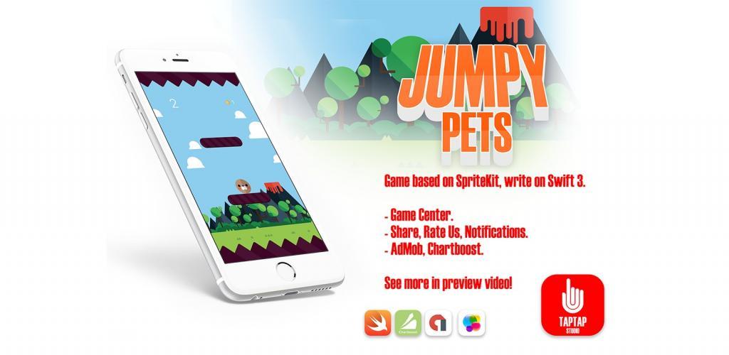 Jumpy Pets