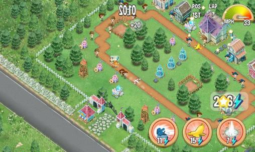Ranch Run - Coco2dX