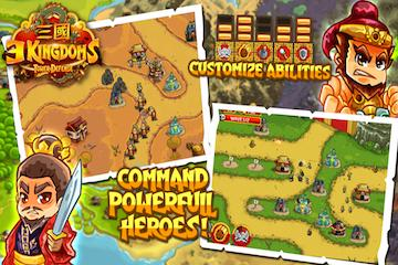 Kingdom Rush - Tower Defense - Cocos2dx