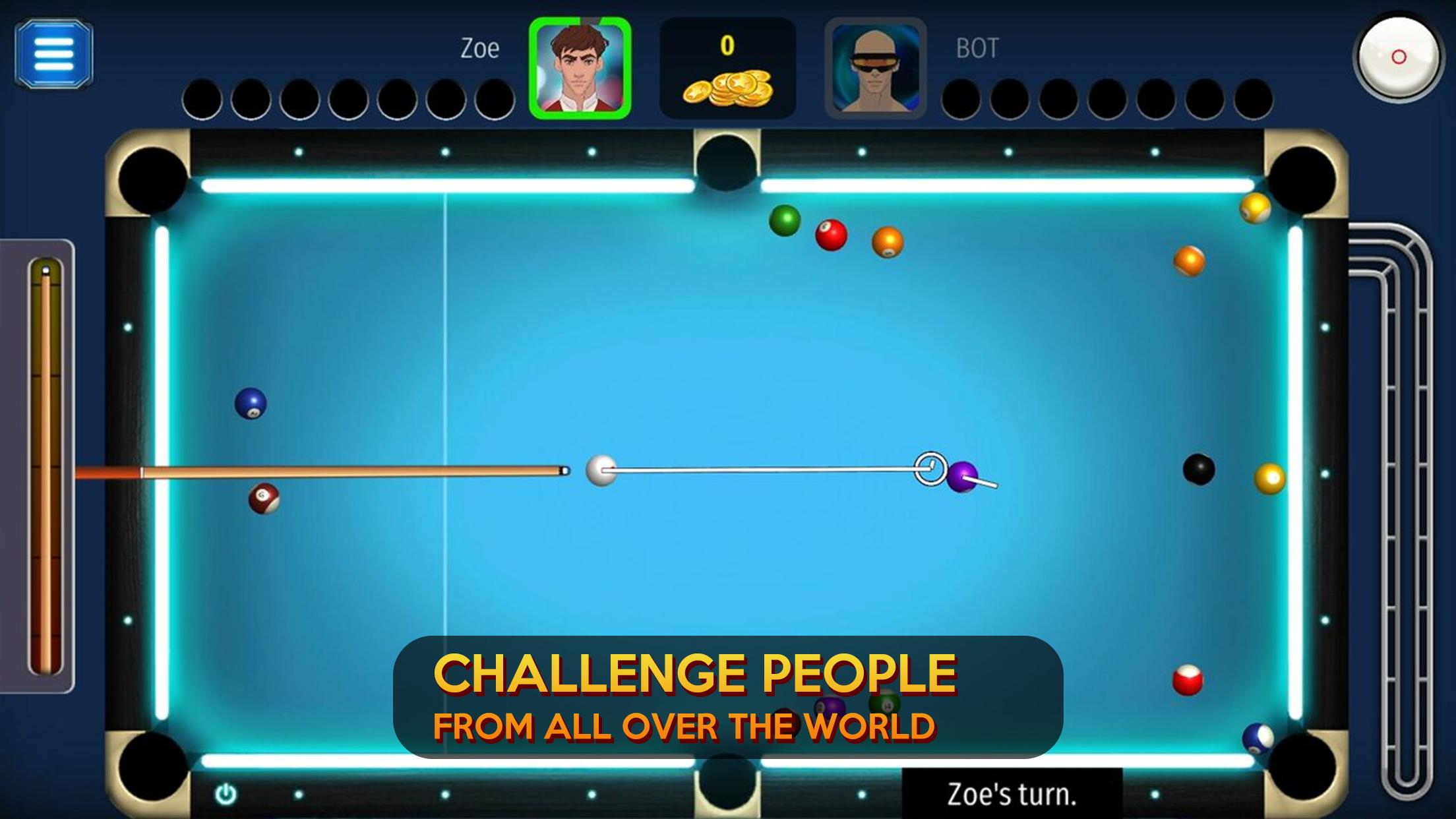 Pool 8 Billiard Multiplayer