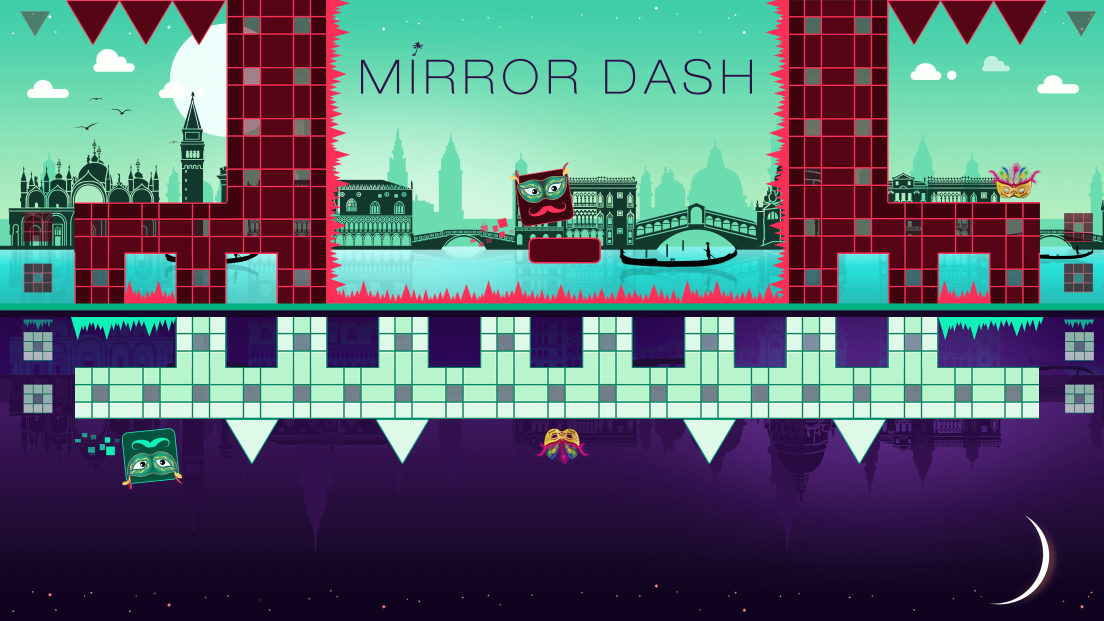 Mirror Dash - Travel Odyssey