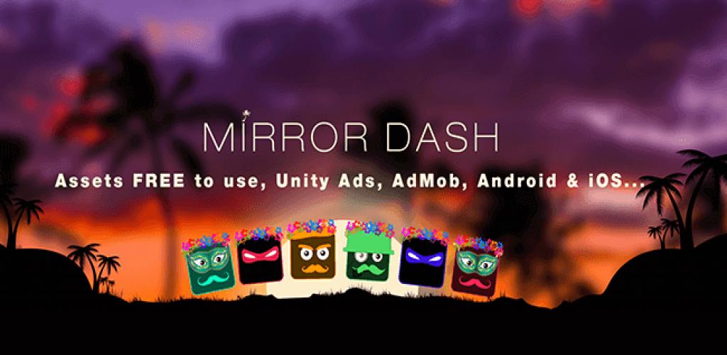 Mirror Dash - Travel Odyssey