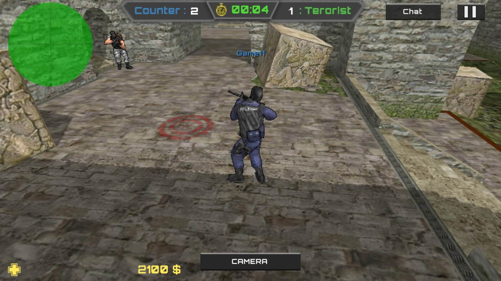 Buy and Sell Unity Counter-Strike Template Android & iOS
