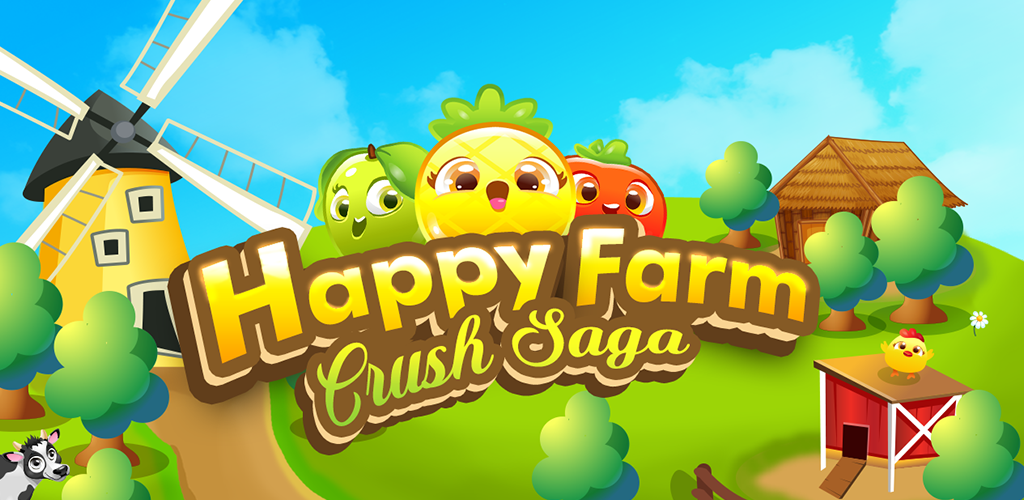 Unity - Happy Farm Crush Saga