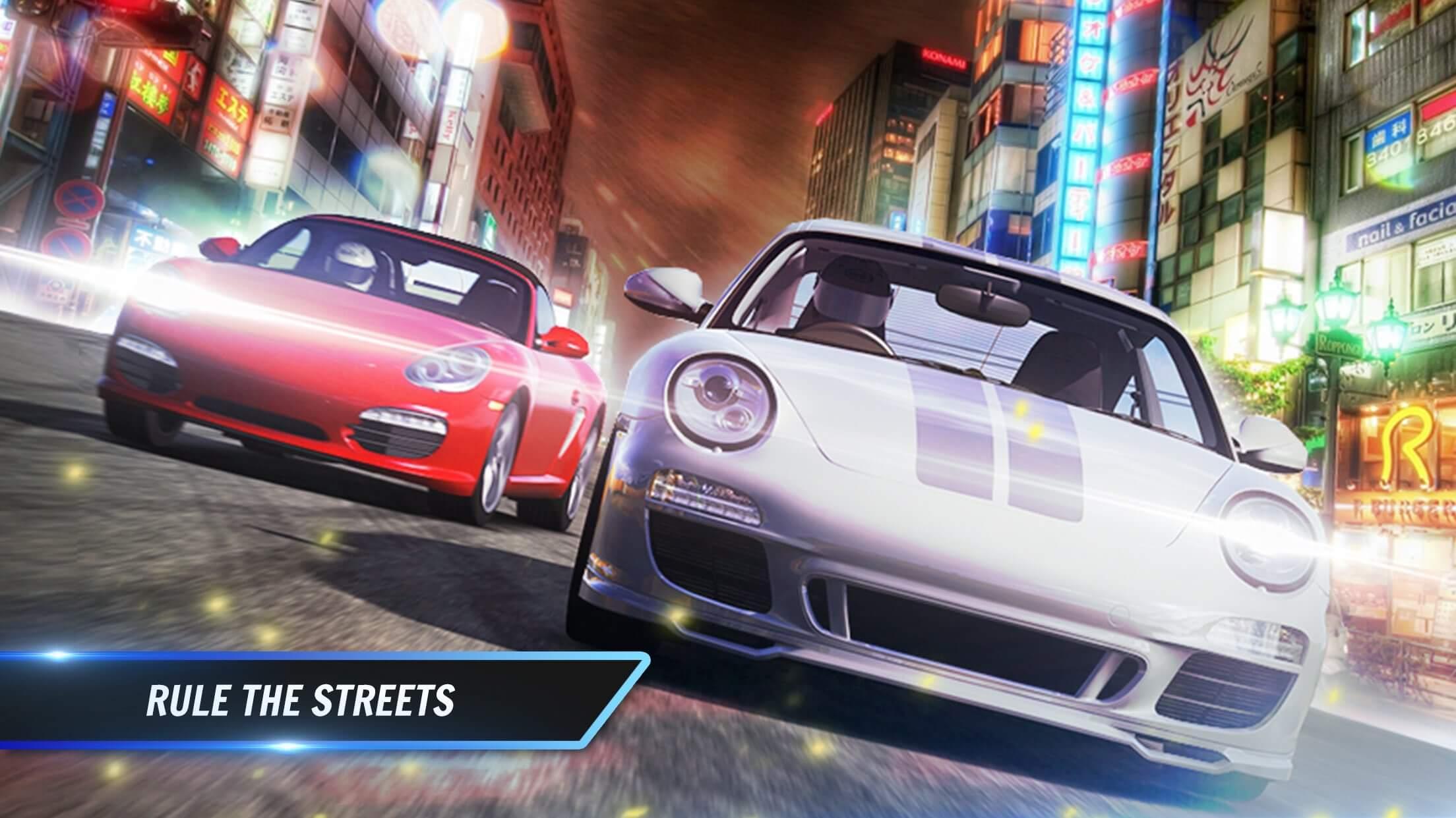 Downtown Racing Champion - 3D Racing Game