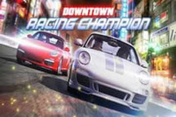 Downtown Racing Champion - 3D Racing Game
