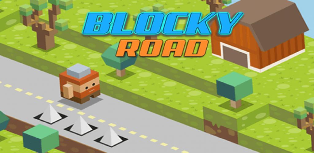 Unity - Blocky Road
