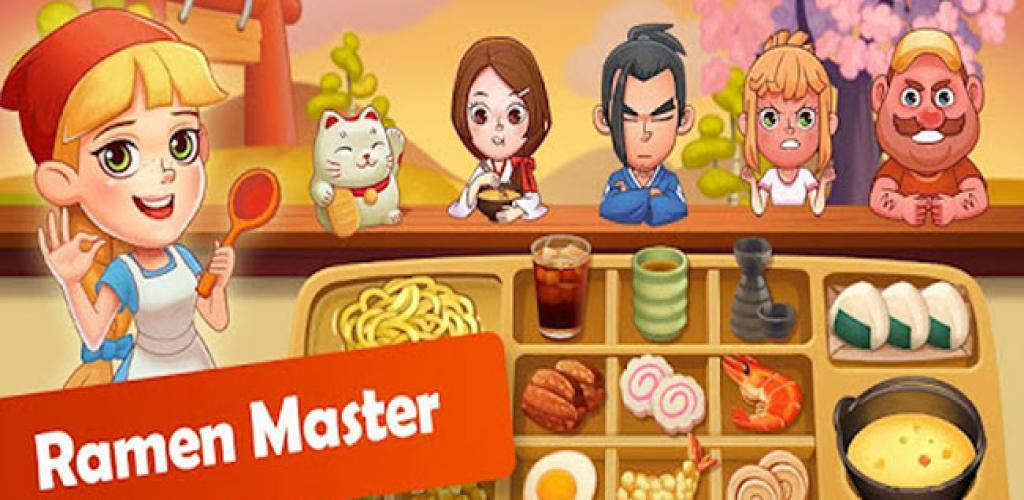 Unity - Ramen Master