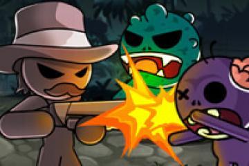 Stickman Shooter Zombie Game